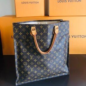 Louis vuitton sac plat tote 100% Authentic!